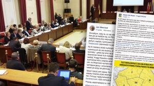 Radni zmieniają okręgi wyborcze. Aktywiści: wytną małe komitety