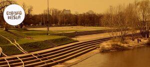 Cud nad Wisłą wraca obok mostu Łazienkowskiego