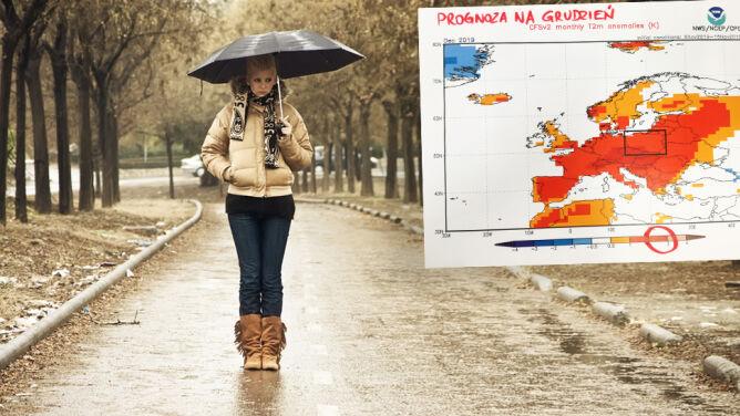 Sprawdź, co pogoda szykuje na grudzień