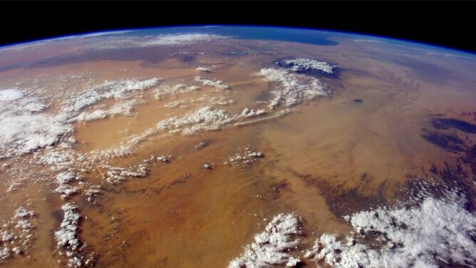 Niezwykłe nagranie Ziemi ze stacji ISS. Rozdzielczość jest zachwycająca