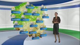 Prognoza pogody na poniedziałek 17.02